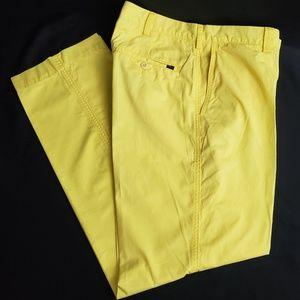 Polo Ralph Lauren Men's Chinos 32x30 Yellow Modern